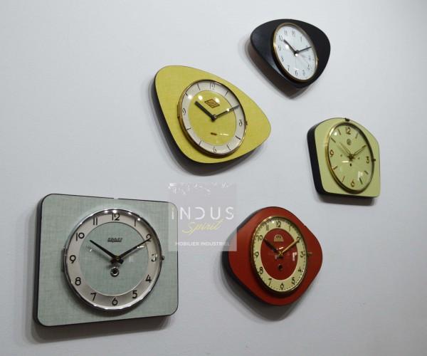Horloges vintage