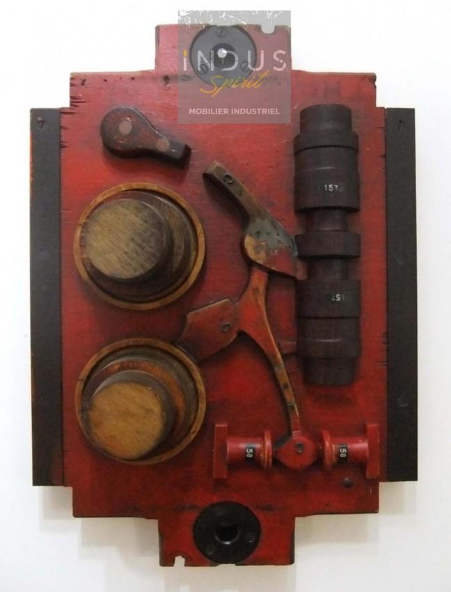Ancien moule industriel vendus