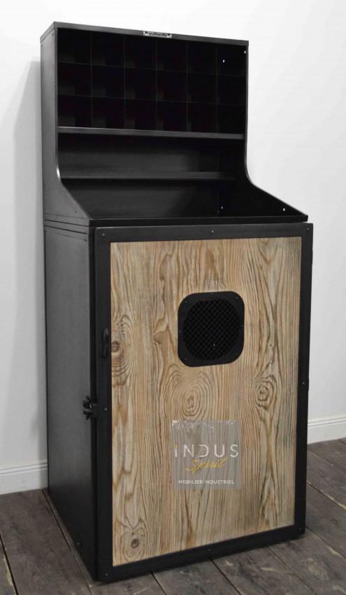 Ancien meuble d'imprimerie Deberny et Peignot