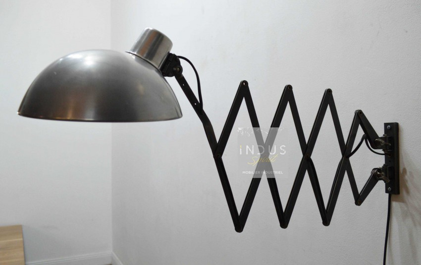 Lampe accordéon Manufrance