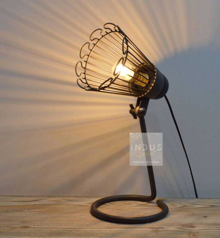 Lampe Philips par Charlotte Perriand