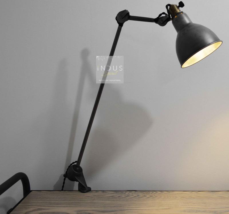 Ancienne lampe Gras modèle 201