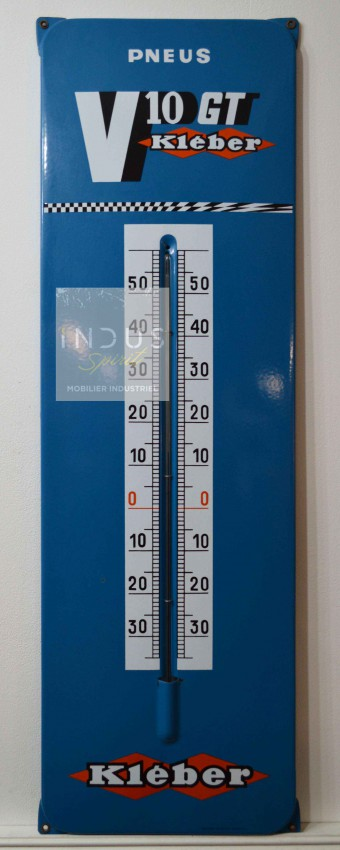 Ancien thermomètre Kléber