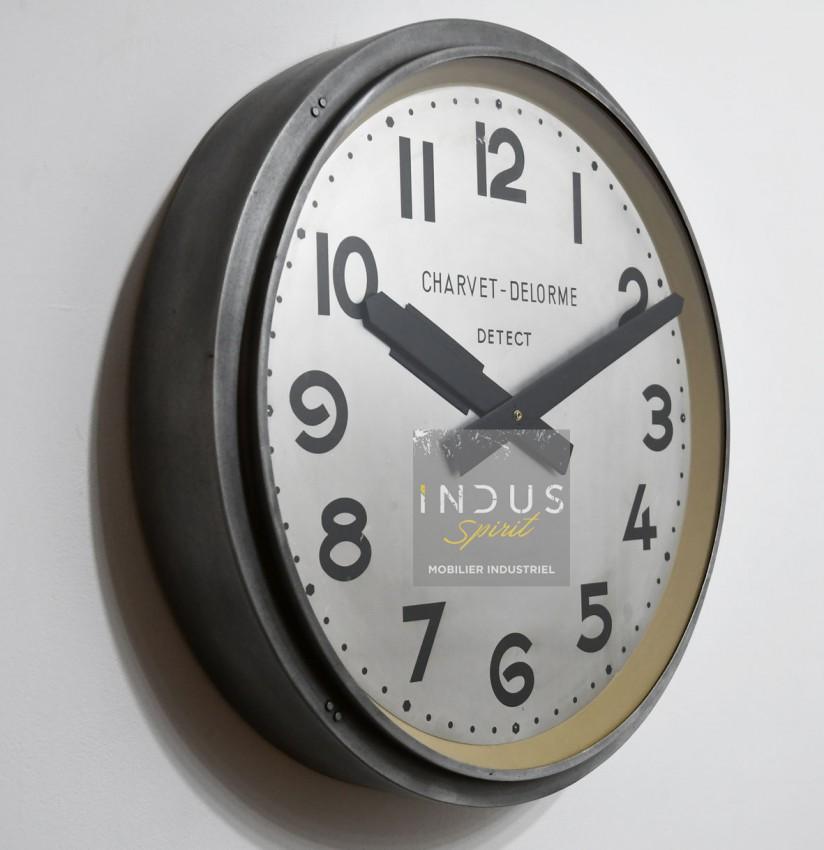 Horloge vintage Charvet Delorme