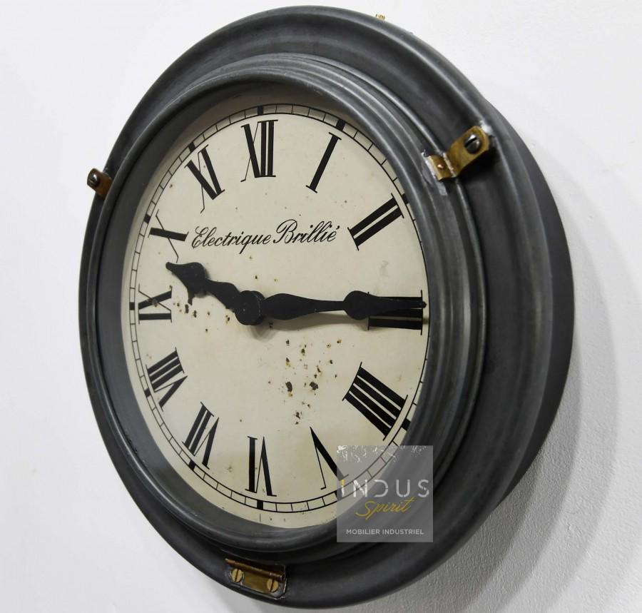 Horloge électrique Brillié