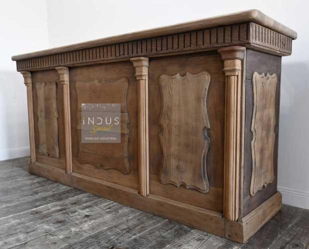 Ancien comptoir de bistrot