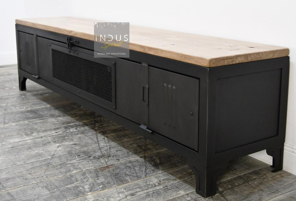 meuble-tele-bois-et-metal-sur-mesure- (1).JPG